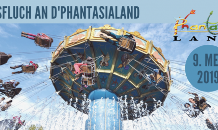 09/05/2019 – Excursion Phantasialand