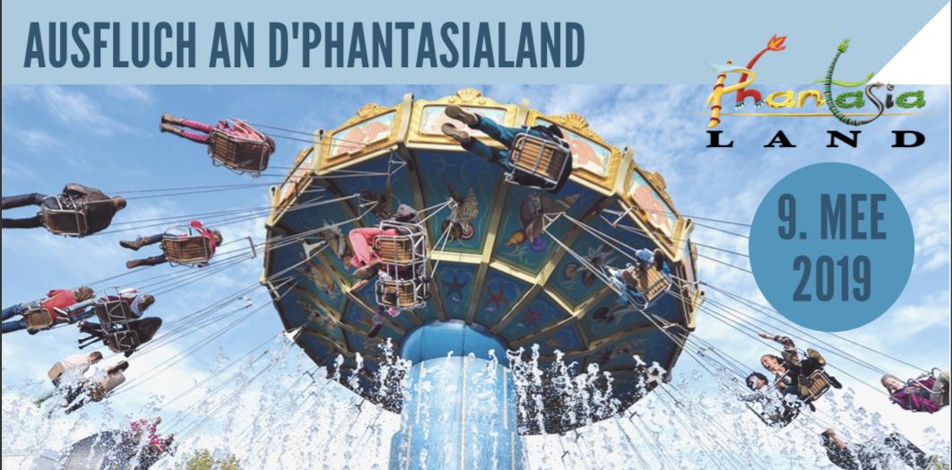 09/05/2019 – Ausfluch an d'Phantasialand