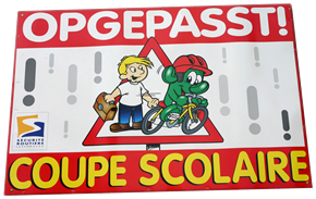 !!!! OPGEPASST COUPE SCOLAIRE !!!